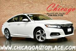 2018_Honda_Accord Sedan_EX-L - 1.5L 4-CYL FRONT WHEEL DRIVE BLACK LEATHER HEATED SEATS SUNROOF BACKUP CAMERA KEYLESS GO BLUETOOTH LED LIGHTS_ Bensenville IL