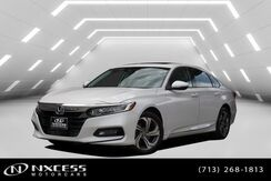2018_Honda_Accord Sedan_EX-L Leather Roof Only 6k Miles Factory Warranty!_ Houston TX