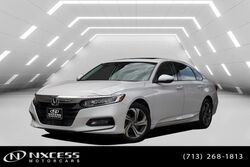 Honda Accord Sedan EX-L Leather Roof Only 6k Miles Factory Warranty! 2018