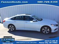 2018 Honda Accord Sedan EX-L Navi Ponca City OK