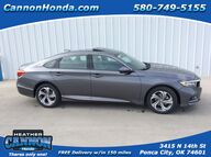 2018 Honda Accord Sedan EX-L Ponca City OK