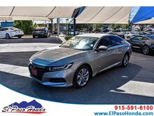 2018_Honda_Accord Sedan_LX 1.5T CVT_ El Paso TX