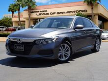 2018 Honda Accord Sedan LX 1.5T San Antonio TX