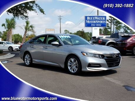 2018_Honda_Accord Sedan_LX 1.5T_ Wilmington NC