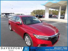 2018_Honda_Accord Sedan_LX CVT_ Rocky Mount NC