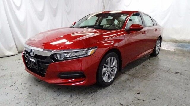 2018 Honda Accord Sedan LX West New York NJ