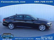 2018 Honda Accord Sedan LX Ponca City OK