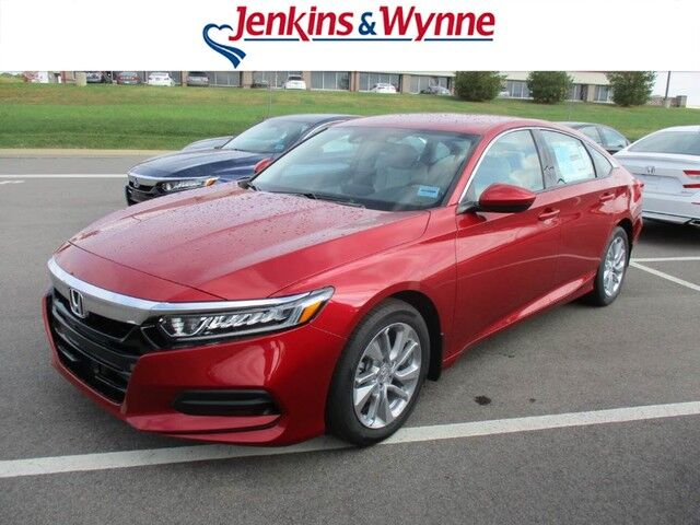 2018 Honda Accord Sedan Lx Clarksville Tn 21097811