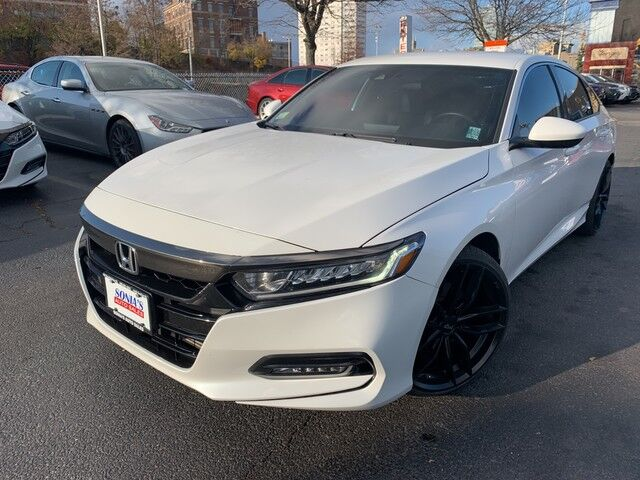 2018 Honda Accord Sedan Sport 1.5T Worcester MA