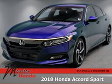 2018_Honda_Accord Sedan_Sport_ Moncton NB