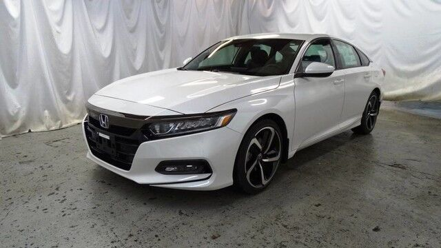 2018 Honda Accord Sedan Sport West New York NJ