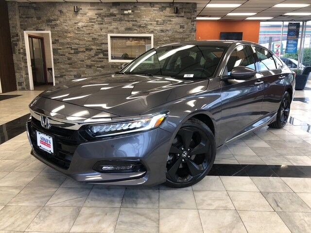 2018 Honda Accord Sedan Touring 1.5T Worcester MA