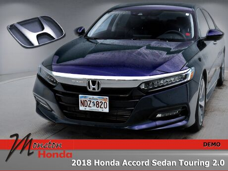 2018 Honda Accord Sedan Touring 2.0 Moncton NB
