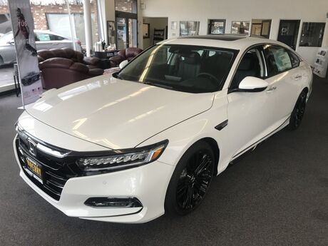 2018 Honda Accord Sedan Touring 2.0T Auto Bishop CA