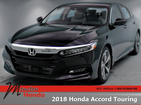 2018 Honda Accord Sedan Touring Moncton NB