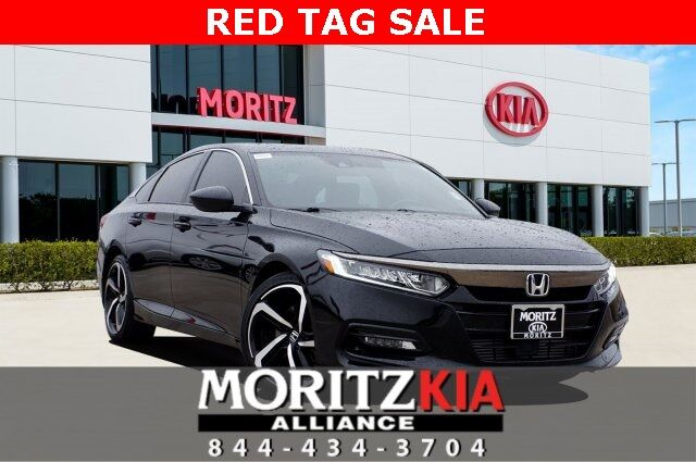 2018 Honda Accord Sport Fort Worth TX