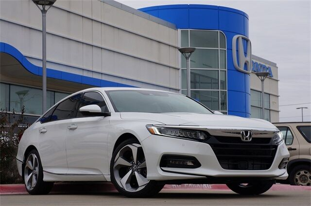 2018 Honda Accord Touring 2 0t Rockwall Tx 21850091
