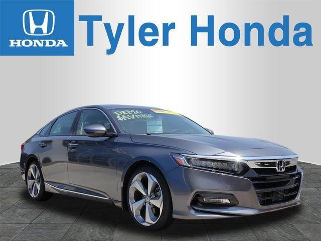 2018 Honda Accord Touring 4dr Sedan (2.0T I4) Stevensville MI