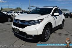 2018_Honda_CR-V_EX-L / AWD / Auto Start / Power & Heated Leather Seats / Sunroof / Blind Spot & Lane Departure Alert / Bluetooth / Back Up Camera / Collision Alert / Keyless Entry & Start / 33 MPG / 1-Owner_ Anchorage AK