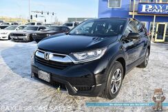 2018_Honda_CR-V_LX / AWD / Automatic / Bluetooth / Back Up Camera / Cruise Control / Block Heater / Alloy Wheels / Only 12k Miles / 31 MPG / 1-Owner_ Anchorage AK
