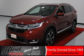 2018_Honda_CR-V_Touring_ Waite Park MN