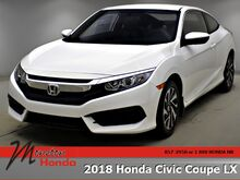 2018_Honda_Civic Coupe_LX_ Moncton NB
