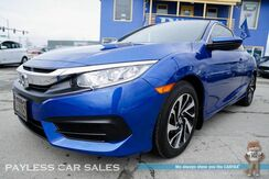 2018_Honda_Civic Coupe_LX-P / Automatic / Sunroof / Auto Start / Bluetooth / Back Up Camera / 39 MPG / Only 2k Miles / 1-Owner_ Anchorage AK