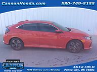 2018 Honda Civic Hatchback EX Ponca City OK