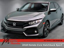2018_Honda_Civic Hatchback_Sport_ Moncton NB