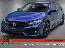 2018_Honda_Civic Hatchback_Sport Touring_ Moncton NB