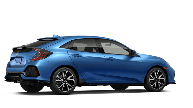 2018 Honda Civic Hatchback Sport Moncton NB
