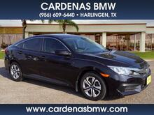 2018_Honda_Civic_LX_ Harlingen TX