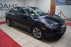 2018_Honda_Civic_LX Sedan CVT_ Charlotte NC