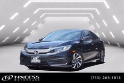 2018_Honda_Civic Sedan_EX Auto Sunroof New Tires One Owner Clean._ Houston TX