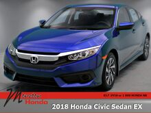 2018_Honda_Civic Sedan_EX_ Moncton NB