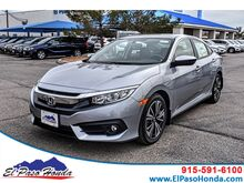 2018_Honda_Civic Sedan_EX-T CVT_ El Paso TX