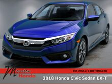 2018_Honda_Civic Sedan_EX-T_ Moncton NB