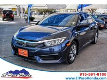 2018_Honda_Civic Sedan_LX CVT_ El Paso TX