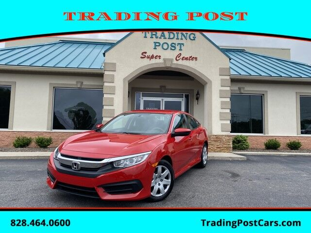 2018_Honda_Civic Sedan_LX_ Conover NC