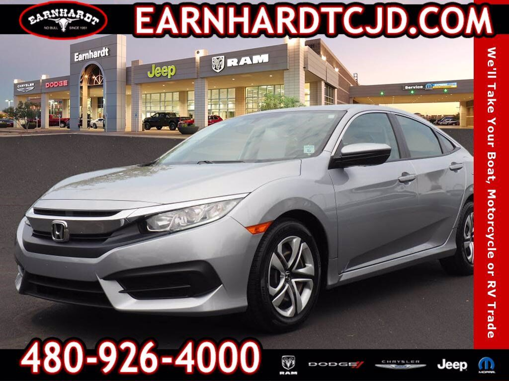 2018 Honda Civic Sedan LX Gilbert AZ