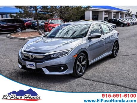 2018 Honda Civic Sedan TOURING CVT El Paso TX