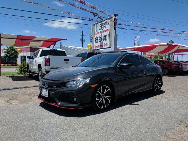 2018 Honda Civic Si Coupe Si Harlingen TX