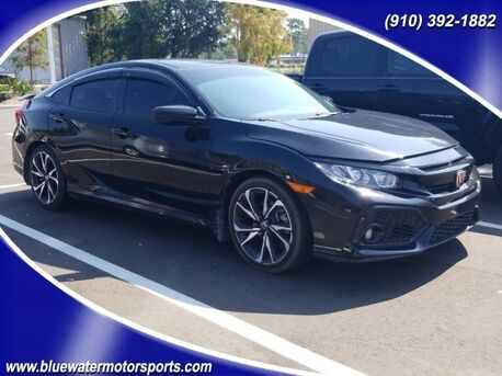 2018_Honda_Civic Si Sedan__ Wilmington NC