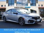 2018 Honda Civic Si Sedan Manual w/High Performance Tires