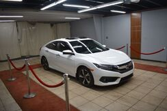 2018_Honda_Civic_Touring Sedan CVT_ Charlotte NC
