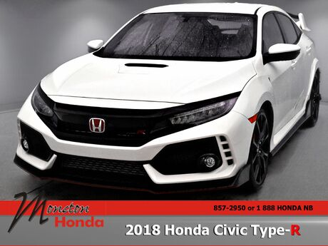 2018 Honda Civic Type R  Moncton NB
