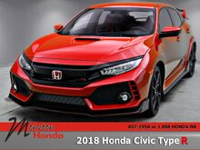 2018_Honda_Civic Type R__ Moncton NB