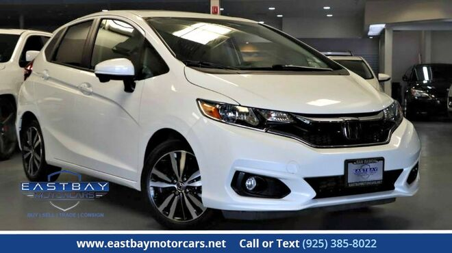 2018_Honda_Fit_EX_ San Ramon CA