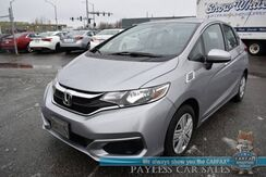 2018_Honda_Fit_LX / Automatic / Power Locks & Windows / Bluetooth / Back Up Camera / Cruise Control / 40 MPG / 1-Owner_ Anchorage AK