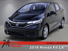 2018_Honda_Fit_LX_ Moncton NB